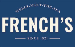 French's Fish & Chips | Wells-next-the-Sea Logo